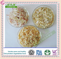 dried onion flakes with different size, 3x3mm,5x5mm,10x10mm