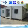 export steel prefab camp house