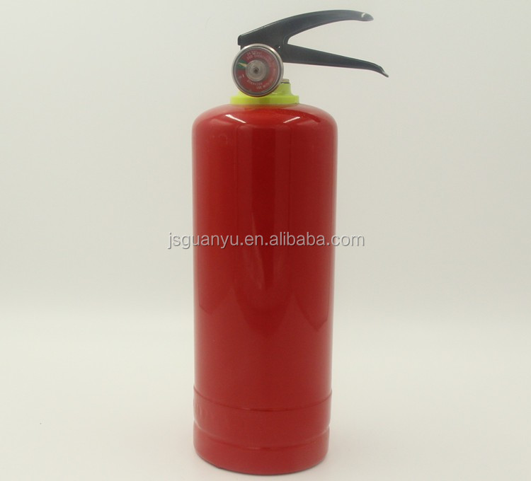 Portable ABC dry powder 1kg Fire Extinguisher from Jiangshan fire fighting factory