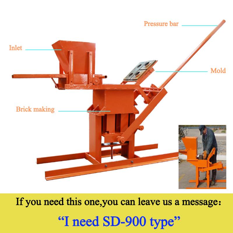 Hoog rendement holle betonblok making machine/grijpende cement baksteen machine Hoge Duurzaamheid geavanceerde technologie
