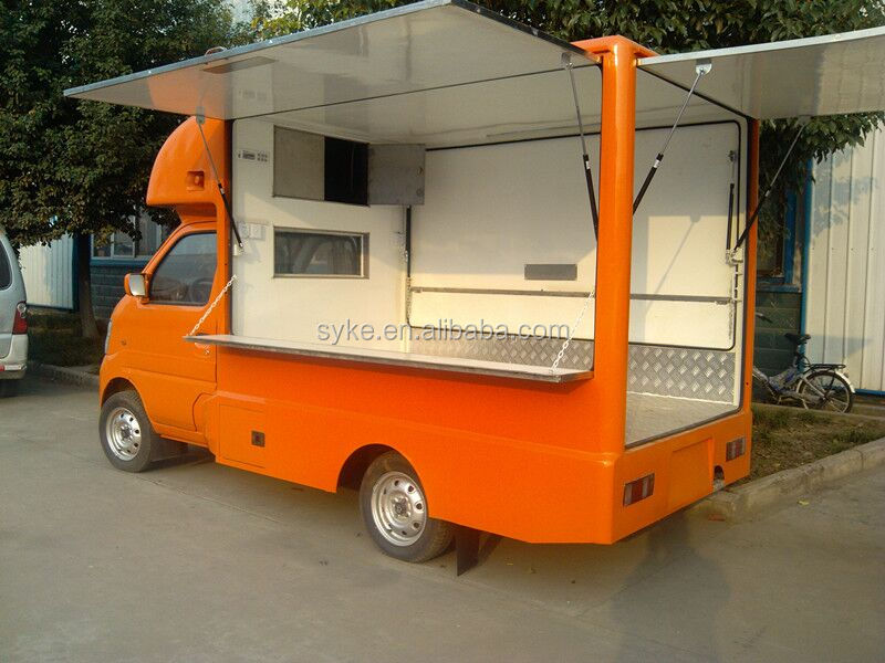 Chinese Food Truck Mobiele Truck Winkel Product Id