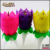 Hot sell flower candle /hot sell lotus flower music birthday candle/Hot sell rotating-lotus flower candle
