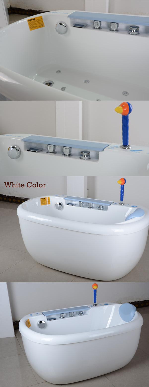 hs b01 small child size bath tub bathtubs for children. Black Bedroom Furniture Sets. Home Design Ideas
