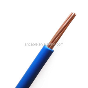 American standard THW AWG 8#,10#,12#,14 PVC sheath copper wire