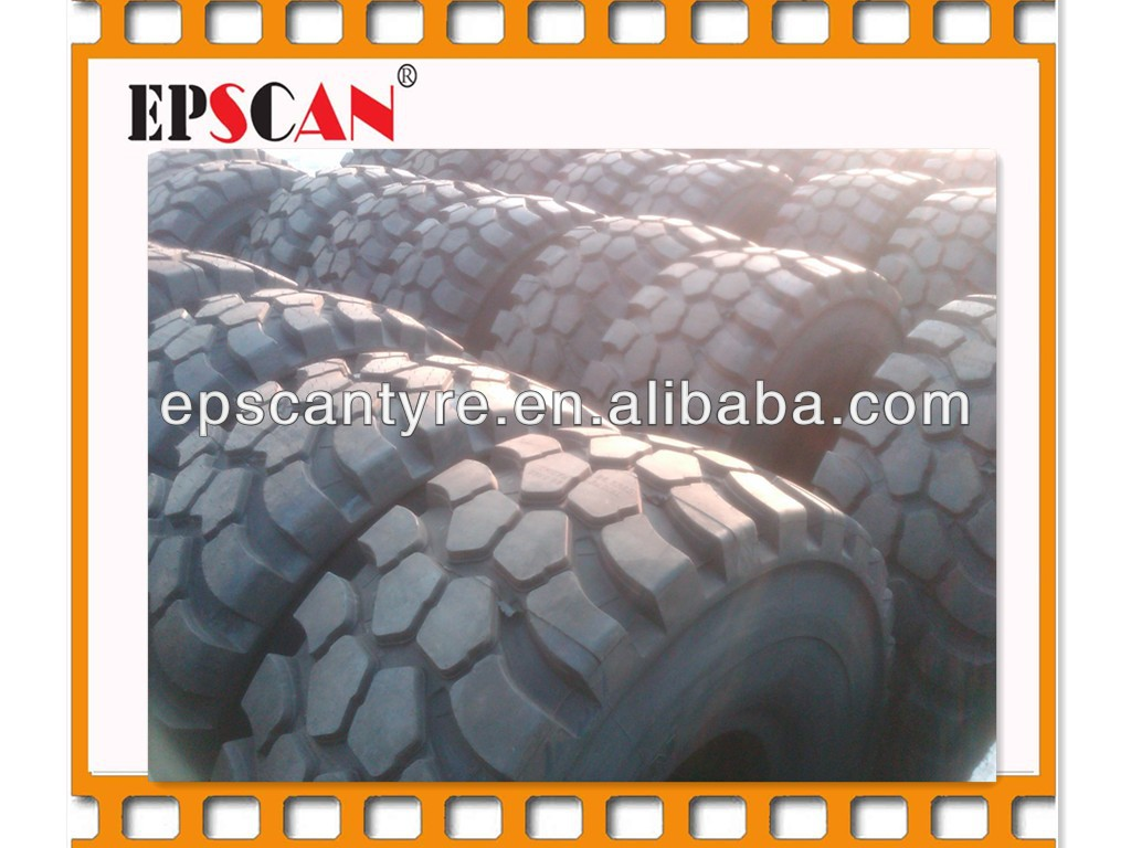 earthmover loader tire e3l3 pattern 29.5r25