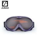 Single orange lens UV400 wholesale model outdoor purple frame ce googles snowboard