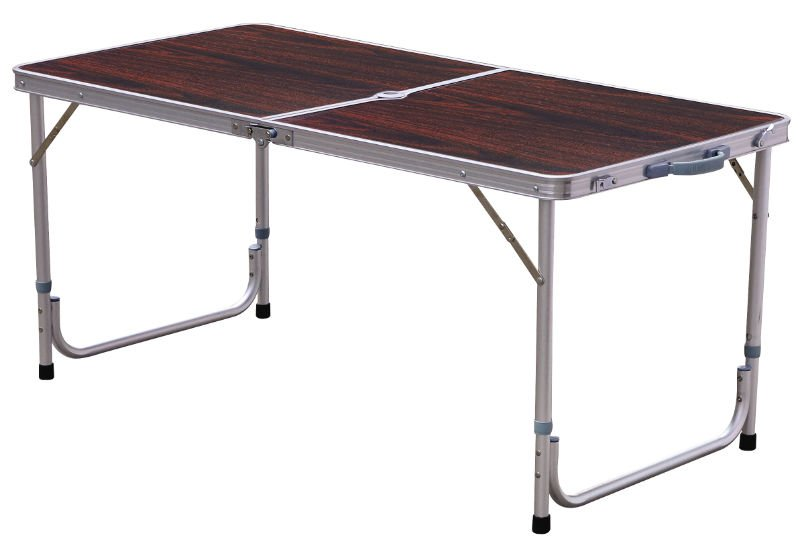 Camping Lightweight Suitcase Aluminum Folding Table For Sale