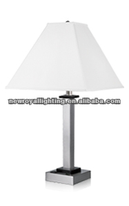 Hotel lamp hospitality lamp brushed nickel table lamp with outlet hotel lamp hospitality lamp brushed nickel table lamp with outlet and usb prots mozeypictures Image collections