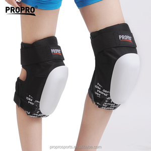 Removable PE Shell Knee Pads for Football,Neoprene Knee Support,Waterproof Knee Support
