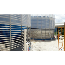 Pvc Organic Waste Biogas Power Plant Digester