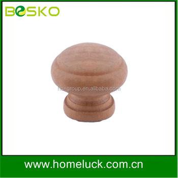 Hochwertige Pilz Holz Knopfe Kuche Knopfe Und Griffe Fabrik Buy