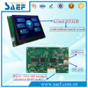 4.3 inch Intelligent TFT LCD Module with Touch screen RS232 / TTLUART Interface Serial Interface+ Economic Type TFT