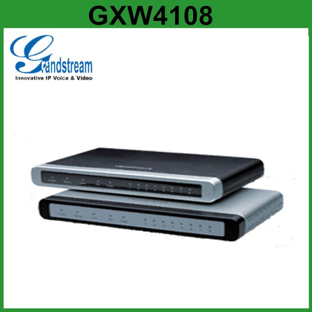 GRANDSTREAM GXW4108 IP ANALOG GATEWAY WINDOWS 7 DRIVERS DOWNLOAD