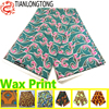 cotton fabric wax printed fabric 24x24 72x60 real wax stock lot