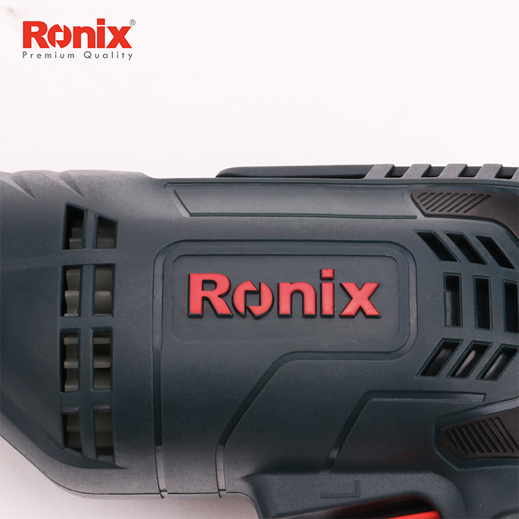 Ronix Latest High Quality 6.5mm Electric Drill 400W Corded Drill Model 2107 Power Tools