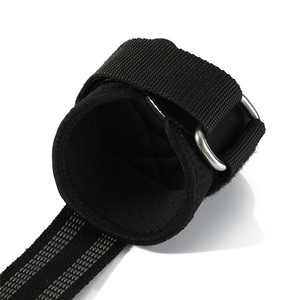 Fitness Lifting Wrist Straps Neoprene Padded Straps Lifting Straps Gym