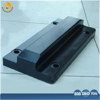 Nano-ceramic uhmwpe plastics machined parts for processing