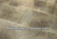 8/12mm class ac1/2/3/4/5 waterproof waxed hdf wooden laminated flooring