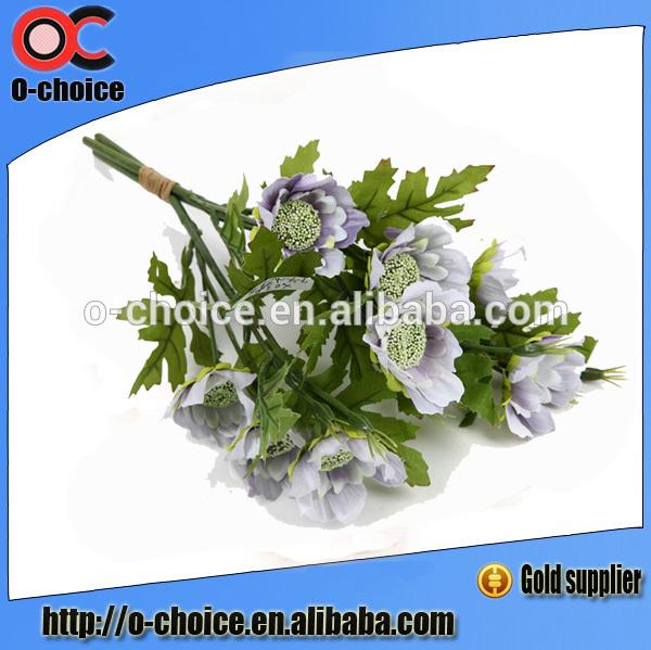 Свадебный букет из цветка герань фото — img 3