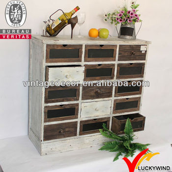 Antique Look Very Distressed Rough Wood Furniture Buy