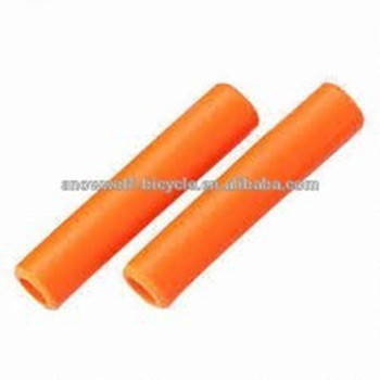Colorful bike handle grip /rubber soft bicycle handlebar grip/ bicycle part of grip