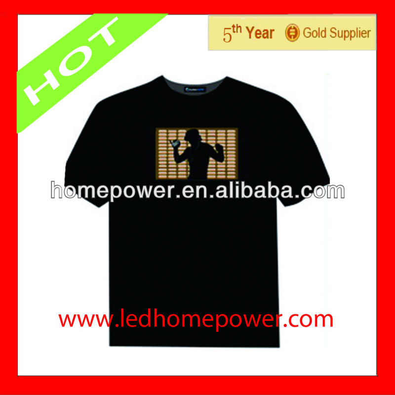 Kids Led T-shirts Supplier From China