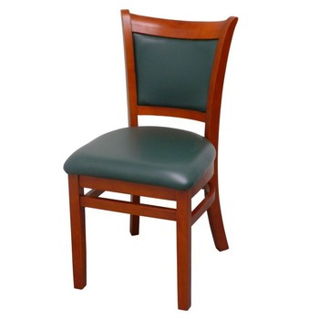 Classic Solid Wood Chairs Hotel Dining Chair For Sale
