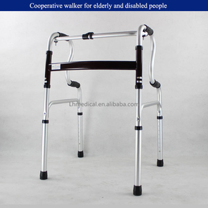 High quality adjustable orthopedic walker for disabled
