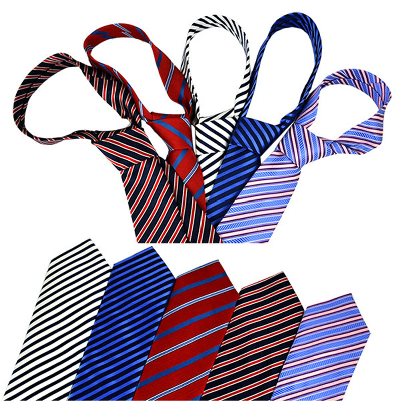 Wedding Party Fashion Necktie Mens Stripe <strong>Tie</strong>