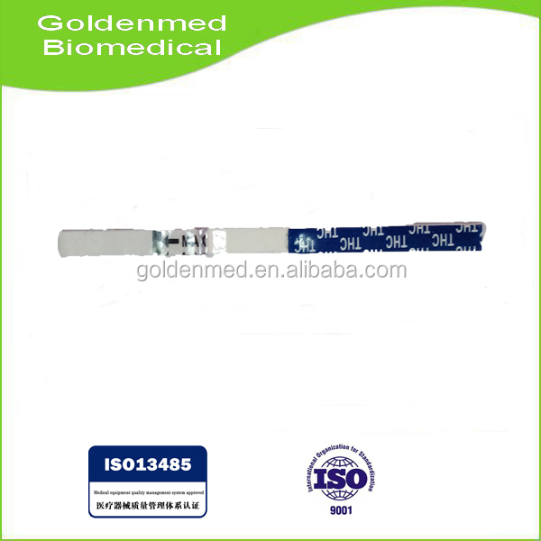 High-quality urine drug testing equipment(urine/saliva)(THC)(strip/cassette)