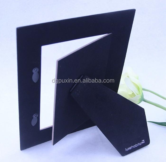 Black Velvet Backing Photo Frame Wholesale, Photo Frame Suppliers ...