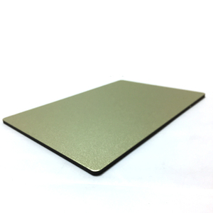 Aluminum Plastic Composite Panel For Exterior Wall Cladding Acm Acp Sheet modern building material