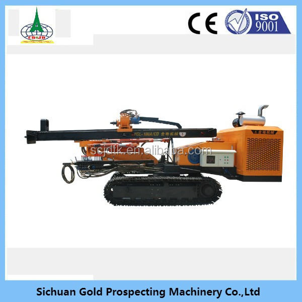 YGL-100A/C Competitive price oil well drilling rig machinemanufacturer
