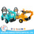 Wholesale high quality plastic ride on tractor for children