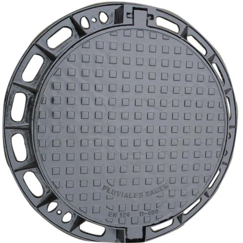 คุณภาพสูง heavy duty ductile cast iron manhole cover