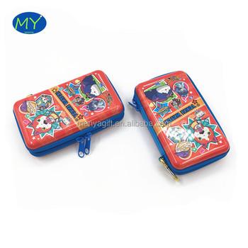 Yokai Watch Tin Zipper Coin Box Gift Box Card Puzzle Box Buy