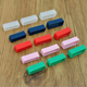 18mm 22mm Silicone Rubber Watch Band Small Strap Loop Holder Locker Keeper