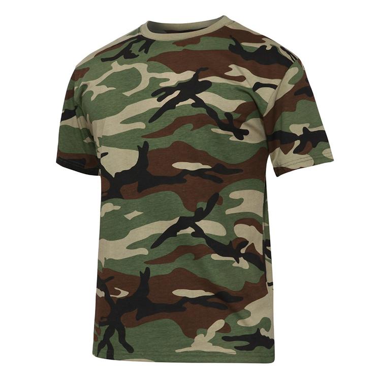 Custom Summer Combat Camo T-shirt Men Quick Dry,Blank Short Sleeve T shirt Men Cotton Army Camouflage, Black;army greem. khaki and etc
