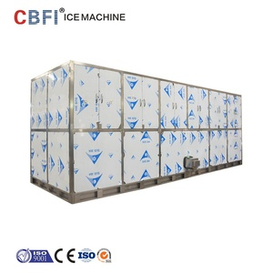 Best Cube Ice Machines for Ice Plant Manufacturer
