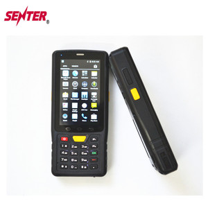 ST308 4 Inch Handheld Android Terminal PDA/Smart Phone/LF /HF /UHF RFID Reader/Barcode Scanner