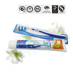 Hot sale Natural honey kids sweet oral care whitening glister toothpaste brands /113g/ISO approved