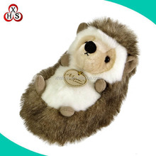 wholesale cheap lifelike custom baby hedgehog plush toy