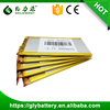 3.7v 3000mah li polymer battery rechargeable lipo battery