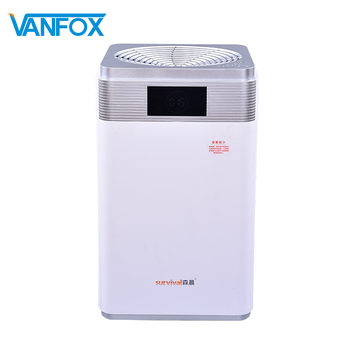 OEM EMC RoHS Approval High Performance Air Cleaners, Home Neg Ionizer Air Purifier, Commercial Electrostatic Air Cleaner