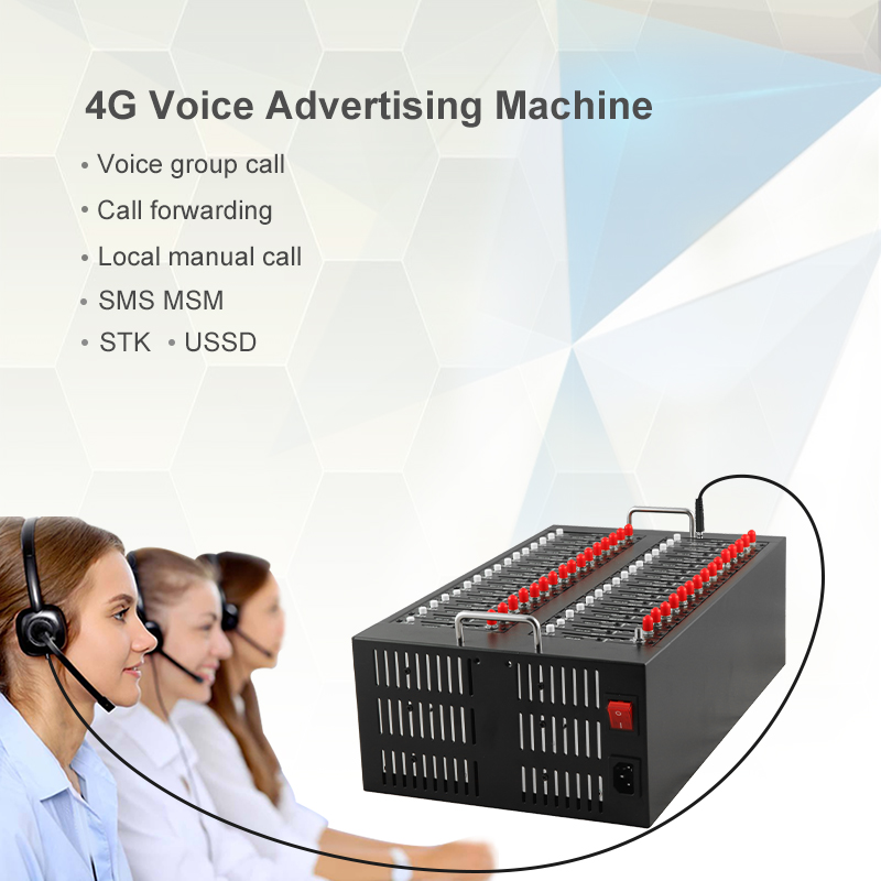 4g modem pool 4G Simcom Sim7600 16 port gsm modem for bulk sms voice call