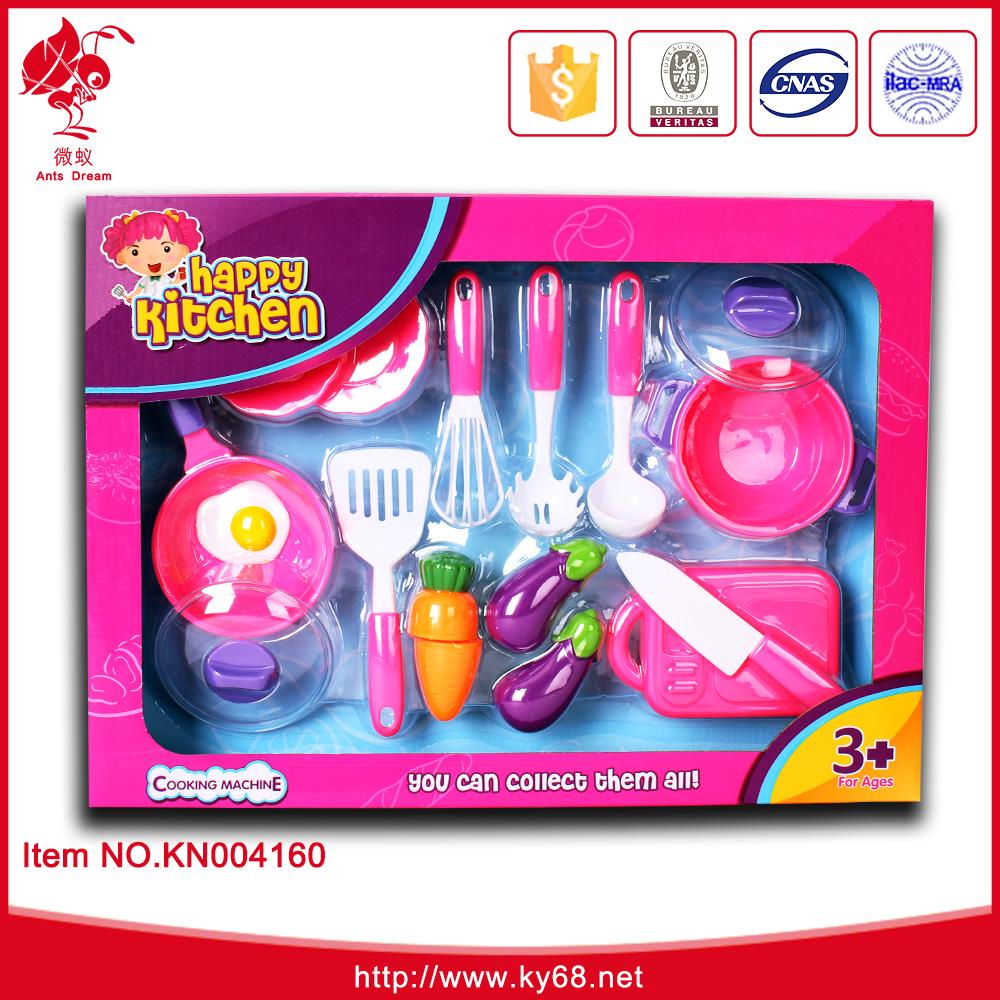 Hohe Qualität Kinder Pretend Küche Spielzeug Lustige Küche Set