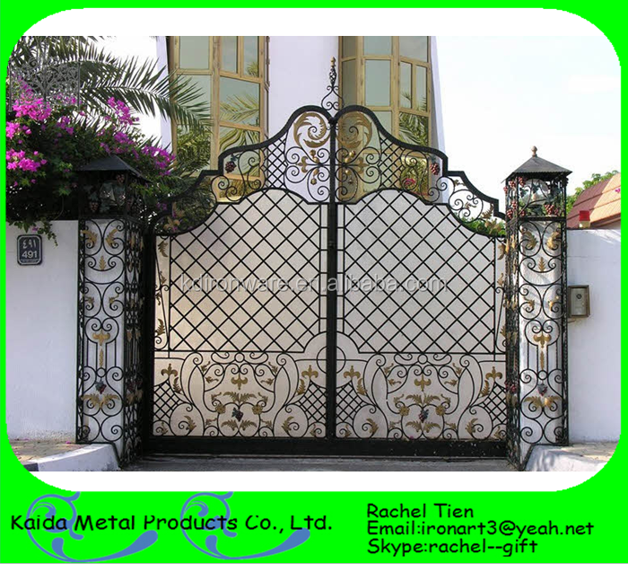 Indian Style House Main Gate Design