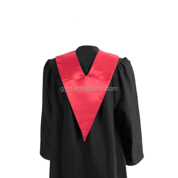 Graduation Honor Stole Trimming Stoles master hood