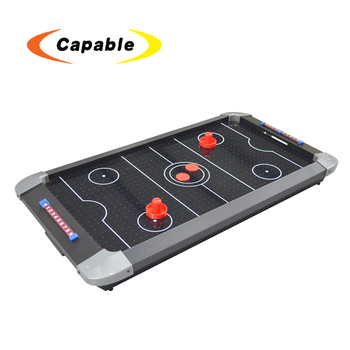 Good Quality Luxury Cheap Family Indoor Board Game Air Hockey Game Toy Ice Hockey  Game Table