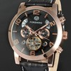 SY-FOR 014 Forsining Novelty Gift Item Wholesales Automatic Watches Movement For Men Brands From China